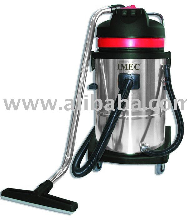 IMEC SWD 1150i Stainless Steel Industrial Wet & Dry Vacuum Cleaner