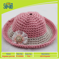2016 new fashion yarn manufacturer SMB popular sales oeko tex quality crochet t-shirt yarn for knitting caps