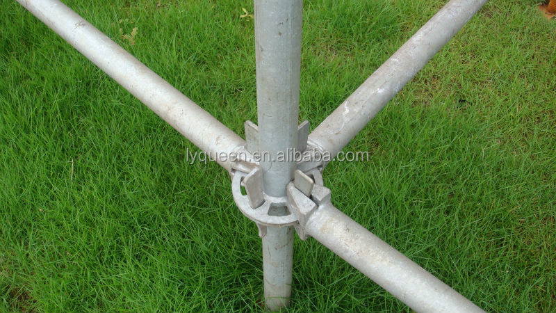 Shandong Manufacture High Stability Q235 Steel Scaffold Stage