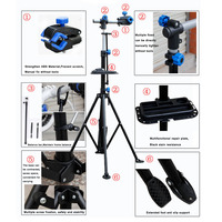 China Adjustable Quick Release Stationary Bike Repair Stand Best Price