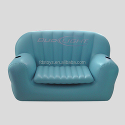 low price giant inflatable plastic sofa