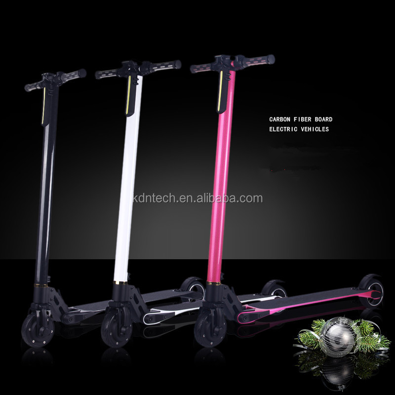 China Durable Lightest 2 Wheel Mobility Folding Electric Kick Scooter At Cheap Price