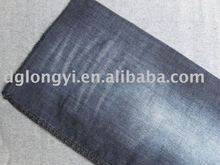 2012 Long Yi fashion stone washed denim fabric for jeans