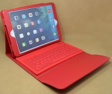 All colors are avaliable for ipad case with bluetooth keyboard