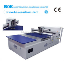 CNC computerized garment cutter machine auto cutting table C3030/C3060 Kuris texcut cutter with auto cutter knife