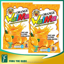 60g Orange Flavour Juice Powder Drink