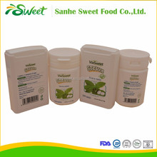 Natural Suger Substite Zero Calorie Stevia Tablets x 500 Tabs