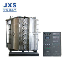 Colorful glass ceramic tils pvd vacuum coating machine/production equipment