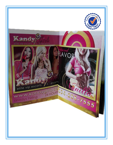 Good Quality cheap magazine printing