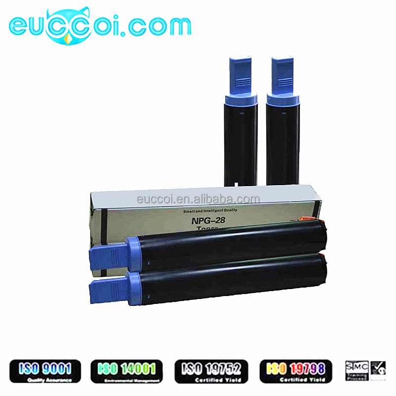 New premium C-NPG28/GPR18/EXV14 compatible copier toner kit for Canon IR2016/2018/2018J/2318/2318J/2420