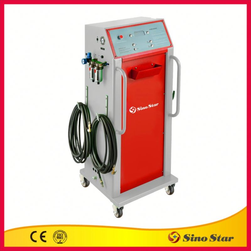 Manual auto Nitrogen tire inflation system by Sino Star