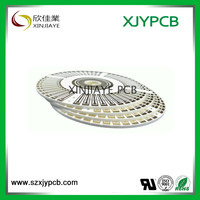 high power led aluminum based plate pcb for LED Bulb Light,Aluminum PCB manufacturer