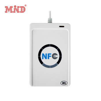 Contactless 13.56MHz Rfid NFC Smart Card Reader/Writer - ACR122U