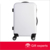 Good quality abs hard case trolley for young lady