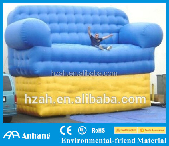 Giant Inflatable Sofa/Furniture for Advertising Decoration