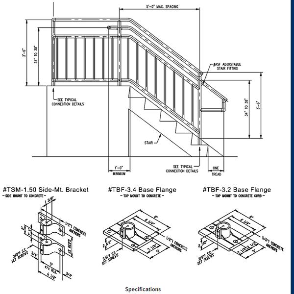 Spiral Stair Handrail Wood Handrail End Cap View Wood