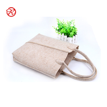 New Products 2017 Environmentally Friendly Felt Shopping Bags