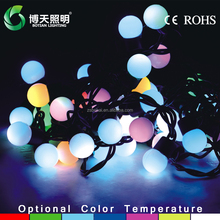 Hot sale led Ball String Lights / Fairy Lights Wedding Party Decor Lamps