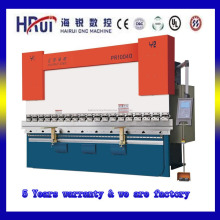 CNC Automatic Construction Hydraulic Metal Stamping Press Brake Tooling