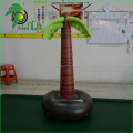 Event Stage Decoration Inflatable Plam Tree / Giant PVC Air Blower Inflatable Coconut Tree