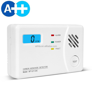 High quality 7 years lifetime TUV EN50291 CE Carbon Monoxide Detector Alarm