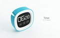 Programmable kitchen digital timer switch