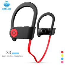 Mobile phone Fashion Sport Running Stereo Ear Buds Studio Music wireless Earphone