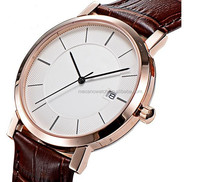 water resistant japan movt quartz classic style watch accept small order 2015