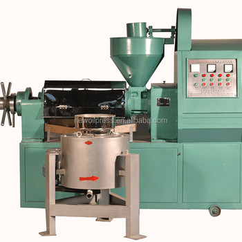 Completed Oil Filter Press Machine
