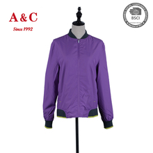 2017 Padded Jacket For Women Unbranded Sportswear Garment Factory In China