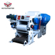 Hot sale wood log ship making machine / Biomass forestry machinery drum wood chipper / log chipping