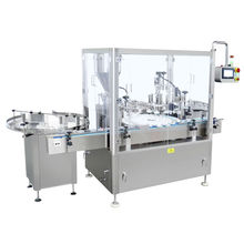 Cream Filling and Capping Machine