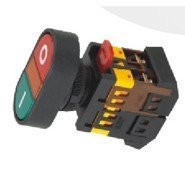 Push button switch XPB22-22E-11BSWD
