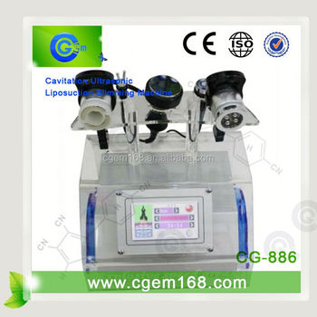 CG-886 cryotherapy machine with cavitation ultrasond cavitation cavitation effect for sale