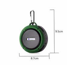 Waterproof Outdoor Bluetooth Speaker TF Wireless Music Loudspeaker Portable Shower Bicycle Speaker For Bike/Bathroom