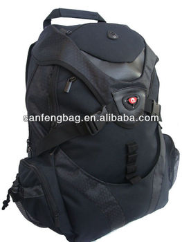 tactical black laptop backpack
