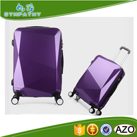 ABS+PC Airport luggage Sets,Laptop trolley luggage case