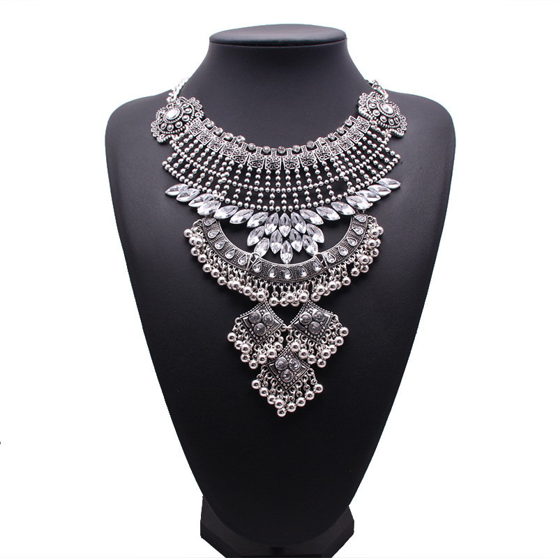 Luxury korea jewelry collares de moda alibaba in spanish