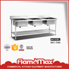 304 stainless steel kitchen vegetable washing sink utility