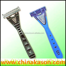 Chrome coated Manufacturer maquinilla de afeitar in China