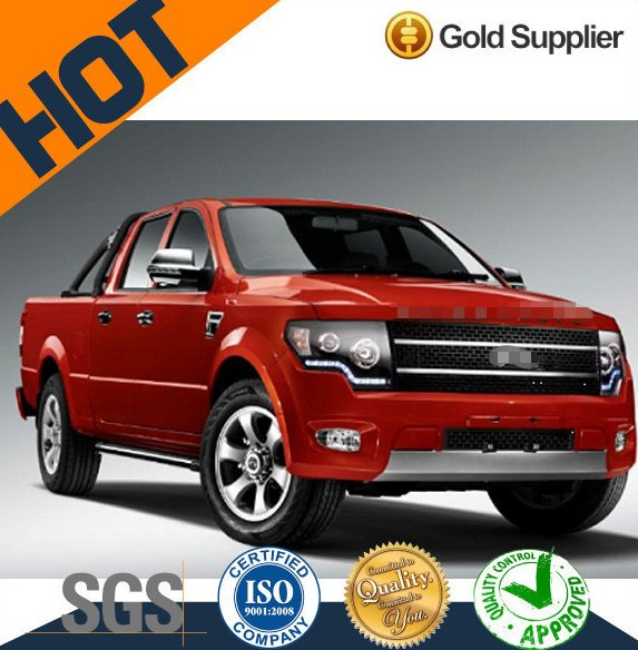 Factory directly 4x4 diesel mini pickup truck for sale