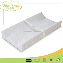 CM01 Factory Sale Comfortable Summer Infant Contoured Diaper Baby Changing Pad