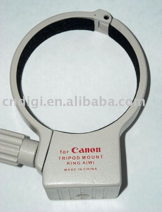 Photographic Requirement Tripod mount ring for Canon camera