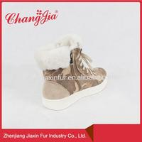 Sell Well New Type Sheepskin Ankle Boot