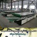 semi-automatic vacumn absorb laminating machine for the corrugated box