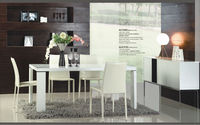 2013 Modern Indoor Table And Chair Set