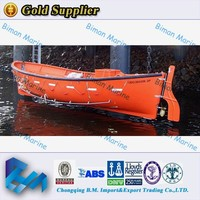 Factory Supply CCS Aprroved Open Type Used Ships Lifeboats For Sale