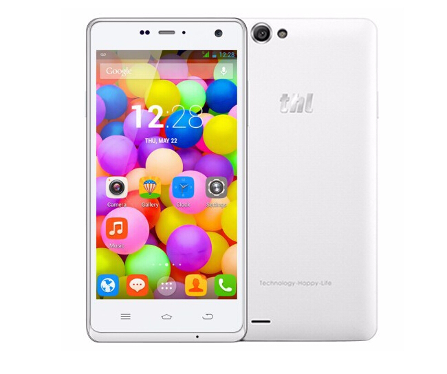 "Wholesale New ThL 5000 Cell Phones MTK6592 Octa Core Android 5.0"" IPS 2GB RAM 16GB ROM 5000mAh 13.0MP NFC Mobile Phone"