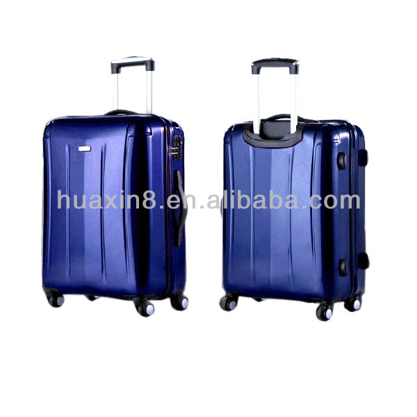 Delivery immediately NEW COME 19''24'' colorful spinner PC trolley luggage