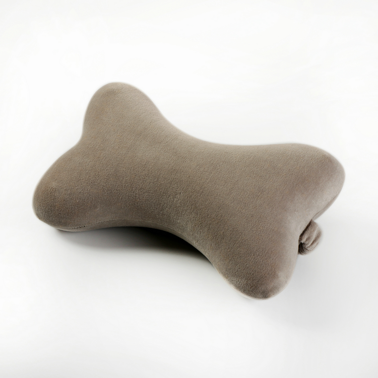 memory foam car pillow car neck pillow bone shape pillow